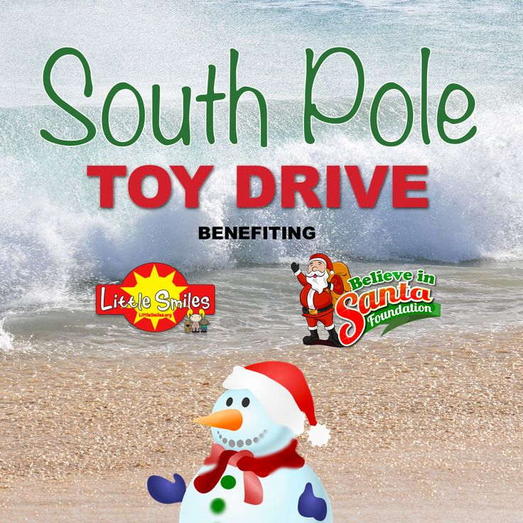 We are pleased to be participating with Palm Beach Broadcasting in supporting two very important community non-profit organizations – Little Smiles and the Believe in Santa Foundation as part of the South Pole Toy Drive. Neighbors are invited to bring new unwrapped toys when they make a convenient stop at Village Commons. You can find our toy drop box in the courtyard by the fountain. ⛄ Read more: http://villagecommonswpb.com/2015/11/24/toy-drive/