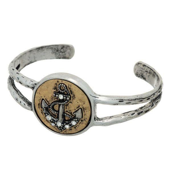 Anchor Bracelet www.streetsoforleans.com
