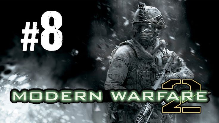 Modern Warfare 2 Part 8 The Only Easy Day... Was Yesterday