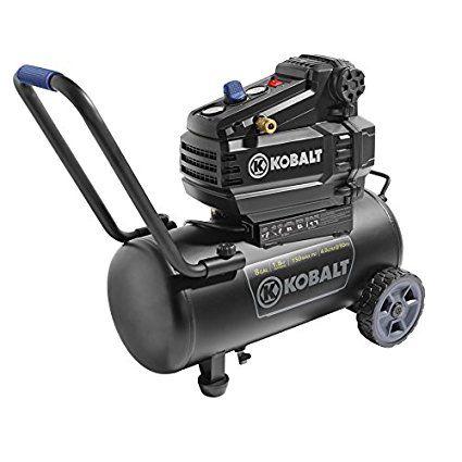 Kobalt 8-Gal Tank Portable Air Compressor