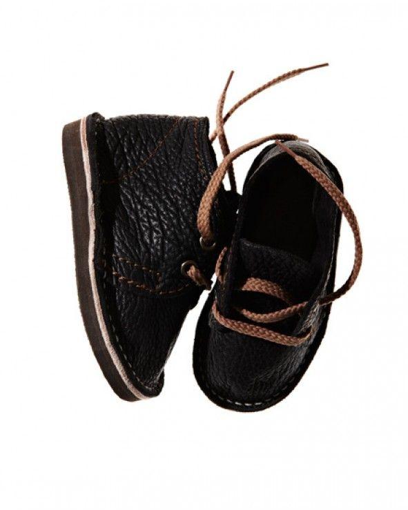 black leather minis @ schier shoes