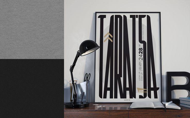 Taratsa iff poster series on Behance