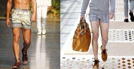 Negli anni l'orlo dei pantaloni da uomo si è alzato pericolosamente… - labissa.com