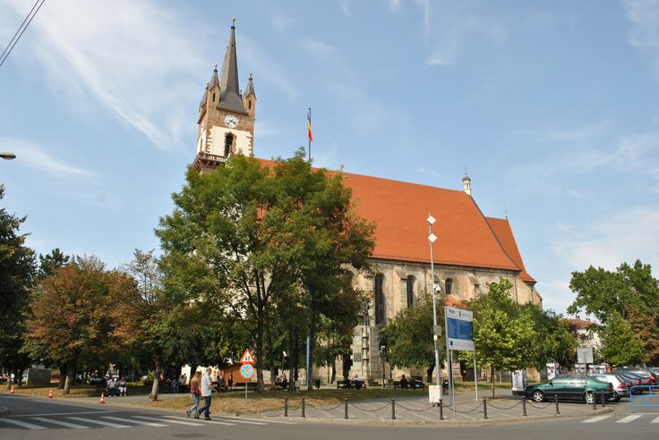 Evanghelical Church in Bistrita
