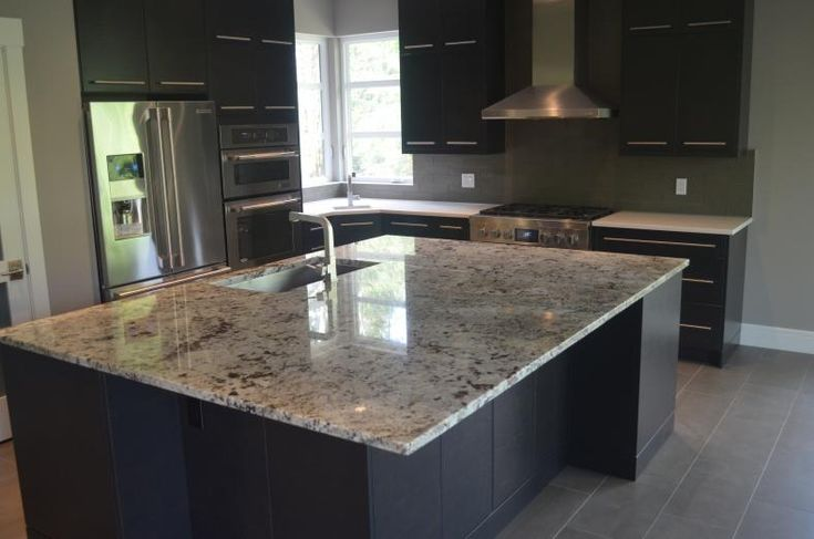 Sensa Majestic White Granite Kitchen Countertop