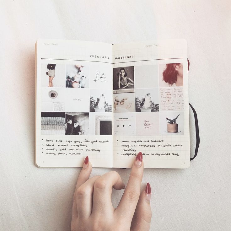 ✿ Setting up My New Bullet Journal ✿ — Megan Rhiannon