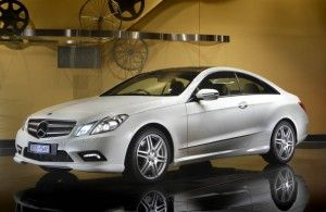 Mercedes Benz E250 CGI Coupe | Dealer Mercedes Benz