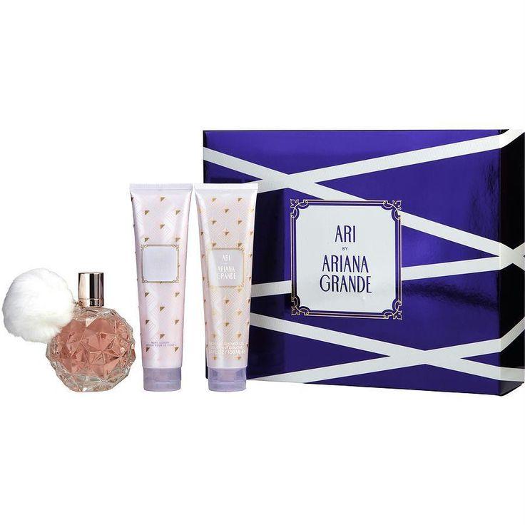 Ariana grande gift set ari by ariana grande by ariana