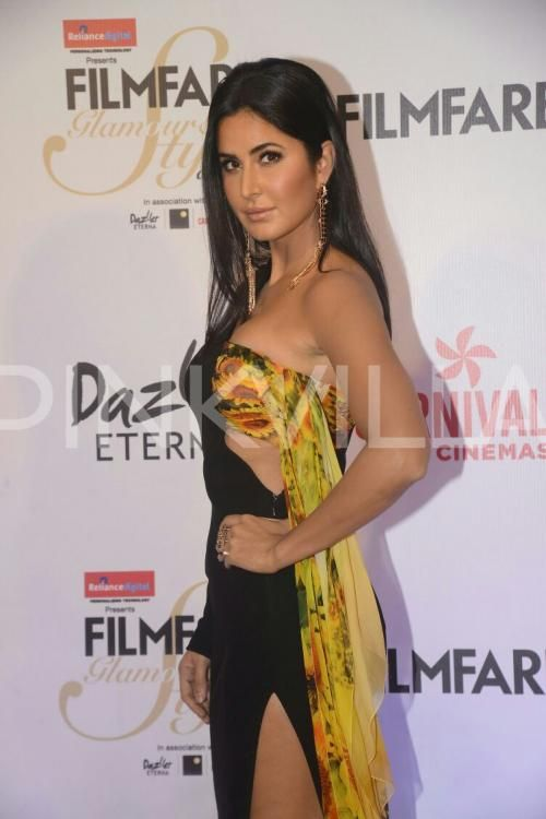 2648784fb45d8 In Pics  Katrina Kaif looks stunning at the Filmfare Glamour and Style  awards