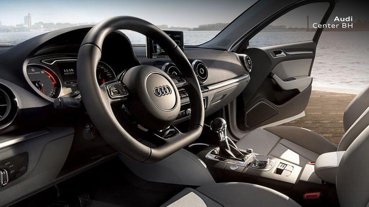 Sinta o poder de dirigir um Audi!  #Audi #AudiLovers #Love #AudiA3 #A3 #A3Sportback #AudiAutomovel #AudiCenterBH #Car #Auto