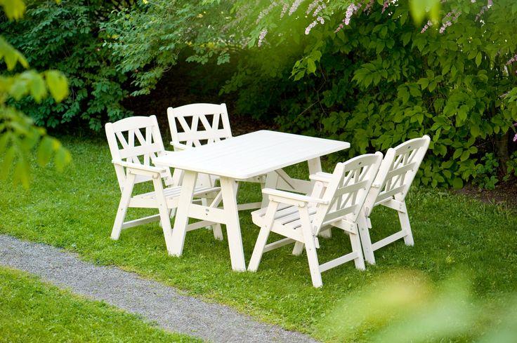 Varax Julia Ulkokalustesetti - Varax Julia Utemöbelgrupp - Varax Julia Outdoor Furniture