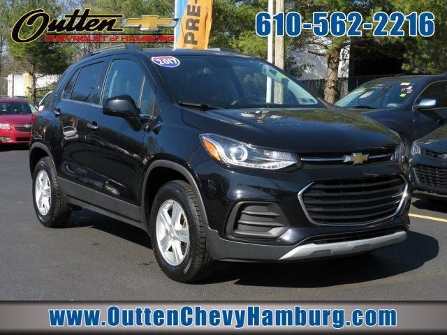 2017 Chevrolet Trax Lt For Sale In Hamburg Pa Outten Chevrolet Hamburg In 2020 Chevrolet Trax