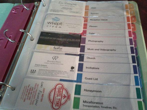 Printable Wedding Planner Binder Planning A Rustic: Best 25+ Wedding Planner Book Ideas On Pinterest