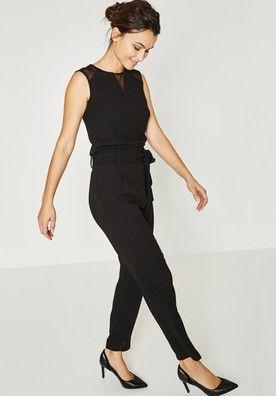 Overall - Schwarz - Damen - Overalls / Jumpsuits - Promod