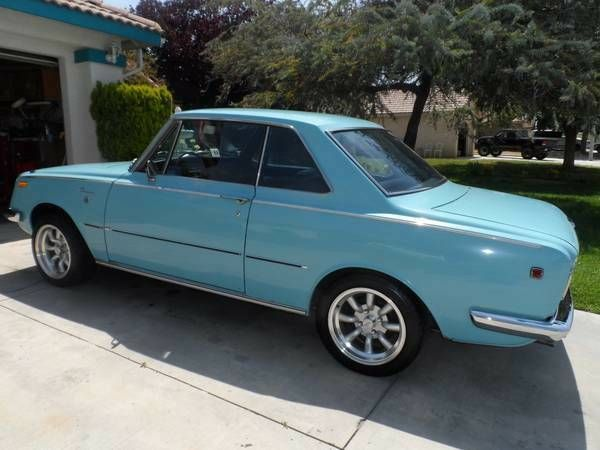 1969 Toyota Corona coupe Find it here on Craigslist in San ...