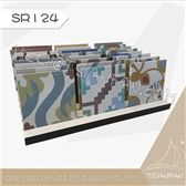 SR124----Worktop Ceramic Tile Display Stand
