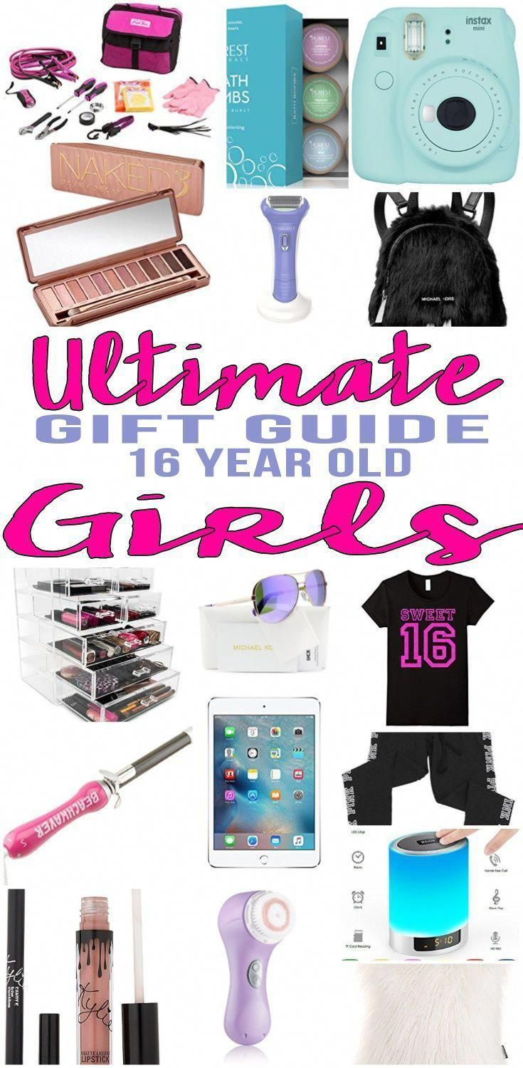 BEST Gifts 16 Year Old Girls! Top gift ideas that 16 yr old girls