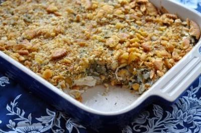 Chicken and wild rice casseroleSouthern Plates, Sour Cream, Green Beans, Wild Rice, Chicken Wild, Chicken Casseroles, Rice Casseroles, Comforters Food, Wildrice