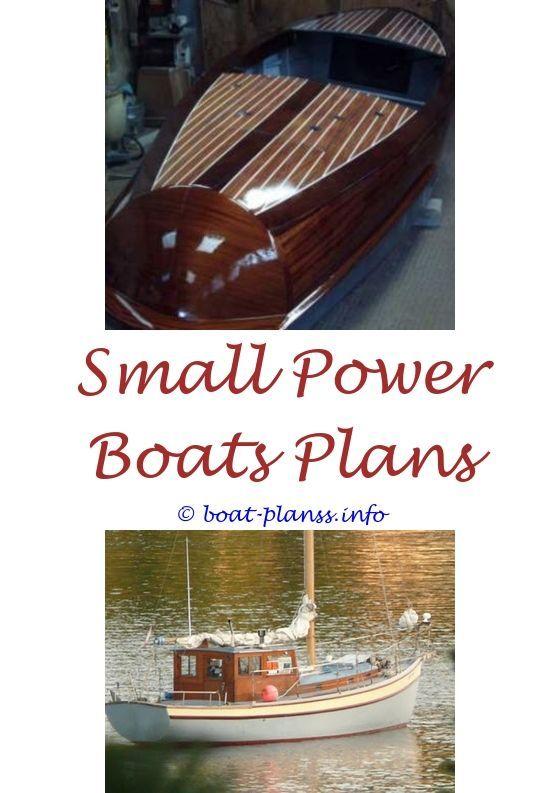 freeboatplan shallow draft boat plans - bait boat self build