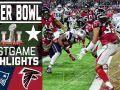 Patriots vs. Falcons - Super Bowl LI Game Highlights