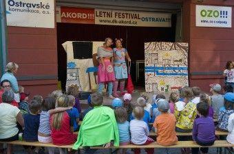 DK AKORD | Foto-video galerie | Tajuplná Země – Myška Klárka a veverka Terka
