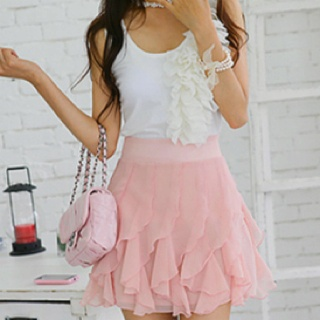 Cute!: Spring Dresses, Pink Ruffles, Dreams Closet, Style, Pretty In Pink, Soft Pink, Spring Colors, Cute Outfits, Girly Girls