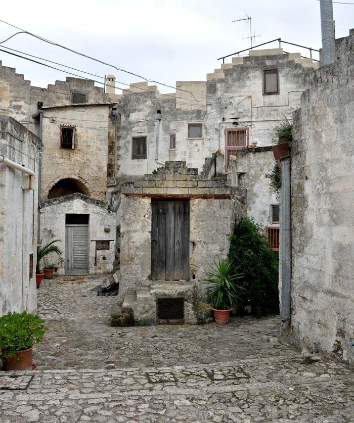 A Walking Tour Through the Sassi in Matera Italy