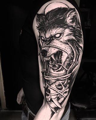 Resident artist - Bruno Santos@ Dublin Ink #art #Dublin #Ireland #tattoo