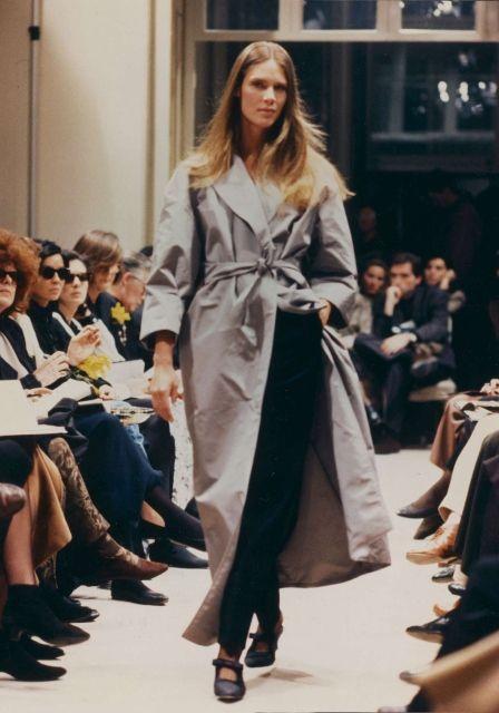 Womenswear Fall Winter 1989 - Fashion Show | Prada.com