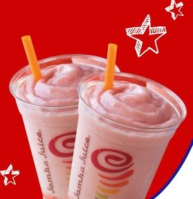 Buy One Get One Free Jumba Juice with coupon