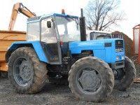 Traktor EBRO Kubota 8135 4WD