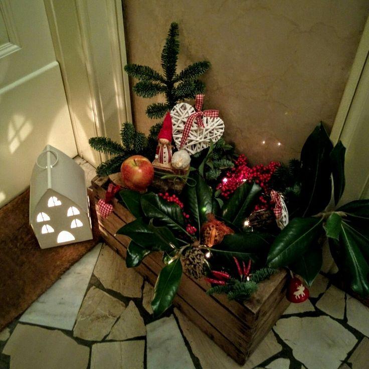 #Creatività #homesweethome #christmas