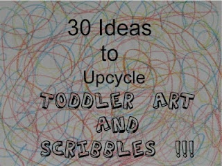 Upcycle toddler scribblesUpcycling Toddlers, Cute Ideas, Kids Activities, Kids'S Acting, 30 Ideas, Toddlers Art, Toddlers Scribble, Kids Artworks, Toddler Art