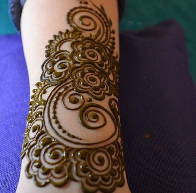 Mehndi Designs Very Hard : Mehndi designs hard beautiful photos domseksa