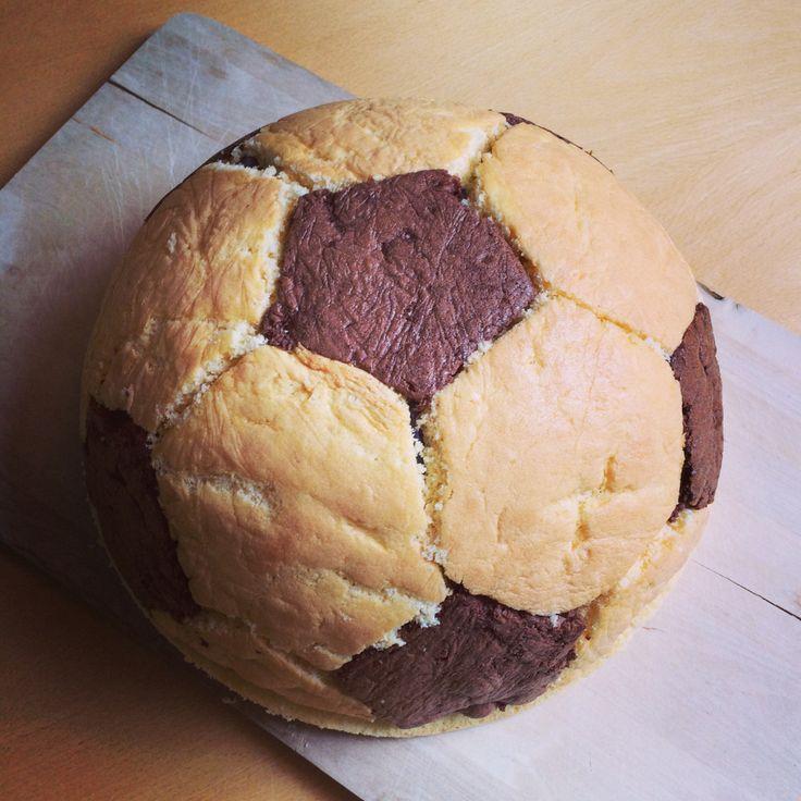 Schwarz Rot Gold-Charlotte, oder: Schlaaaaand-Kuchen!!!   My camino