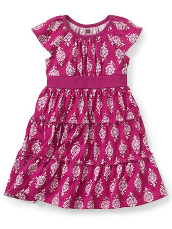 Tea Collection Amer Palace Twirl Dress available at www.tinysoles.com! #TinySoles
