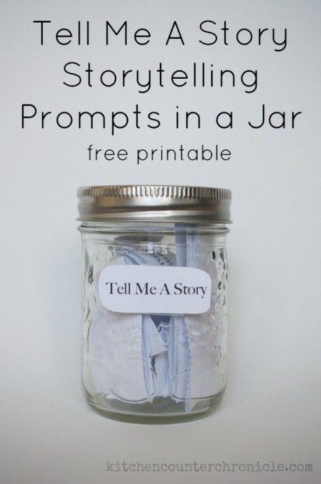 storytelling prompts