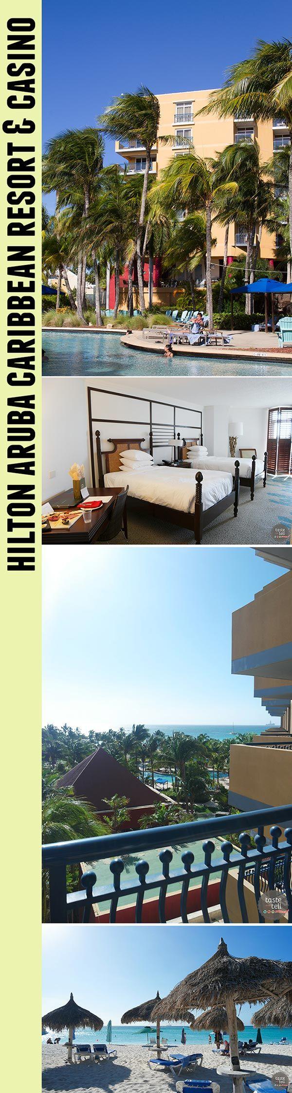 A look at the Hilton Aruba Caribbean