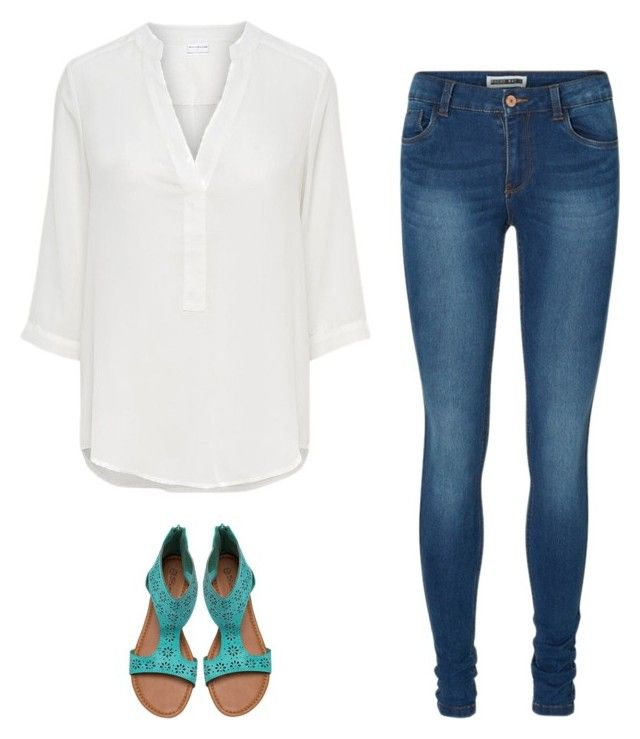 """""""Summer Day Date"""" by kimberley-a-g on Polyvore"""