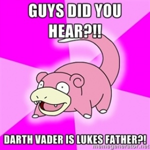 The Very Best of the Slowpoke Meme