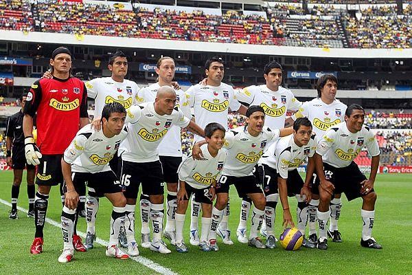 Gran equipo con un joven vidal peliando con America de Mexico en el Extrajero.