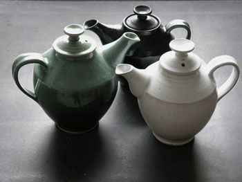 Calle Forsberg Keramik   Tekannor