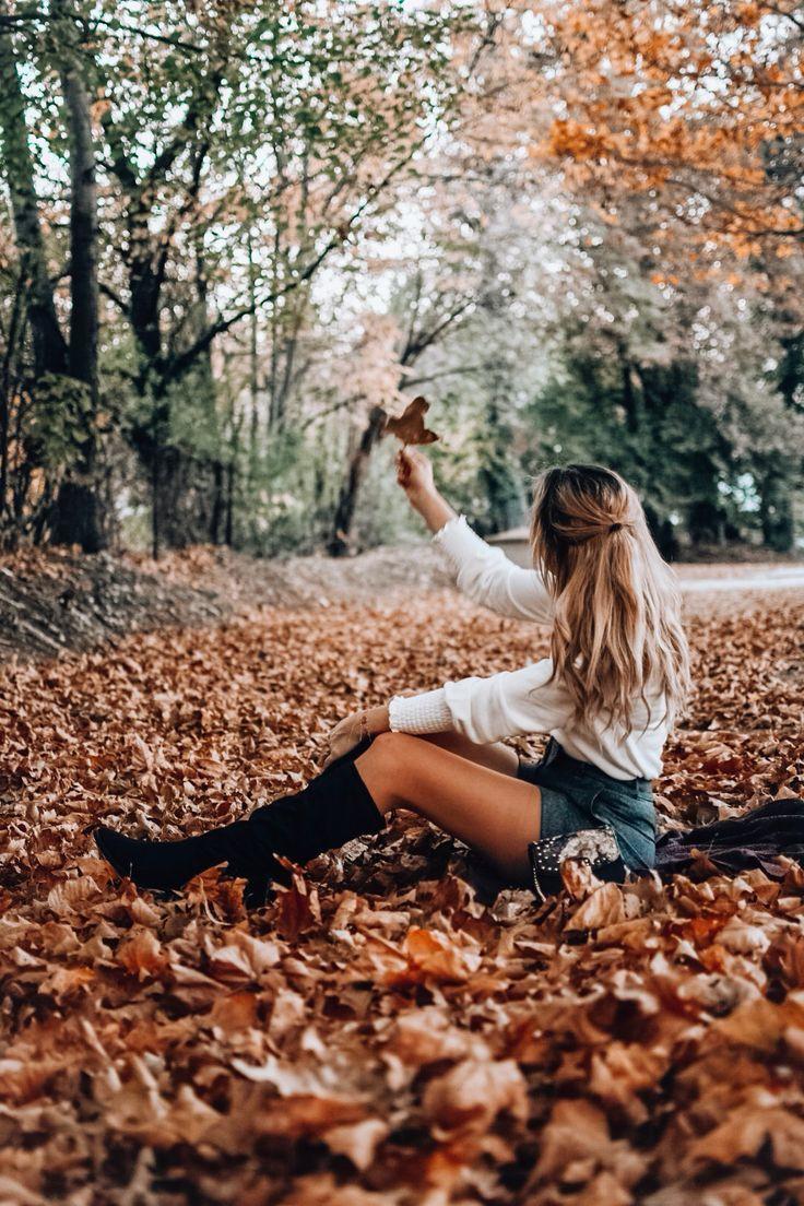 Herbst # #Mode # #und #Herbst # #Fotografie