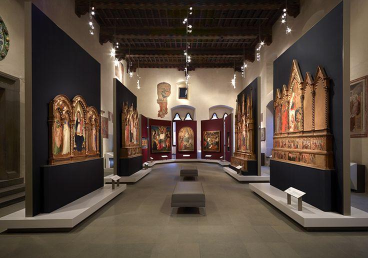 MUSEO DI PALAZZO PRETORIO, Prato, Italia, Guicciardini&Magni Architetti - studio associato