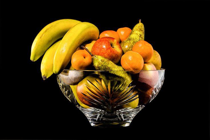 Still life challenge - fruit bowl
