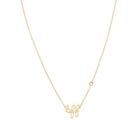Mini BFF Necklace $125