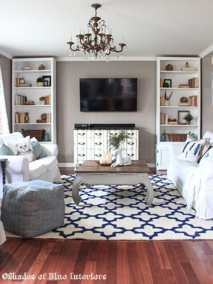 246 best Home Love - Living Rooms images on Pinterest | Living ...