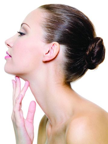 """The only one that should have to deal with turkey neck this Thanksgiving is the Butterball in your dining room table! No one should have to deal with """"turkey neck"""" - the sagging, discolored skin that forms in your neck area. Although it comes about in your early forties, and is more noticeable around menopause, there are things you can be doing now to prevent it!"""