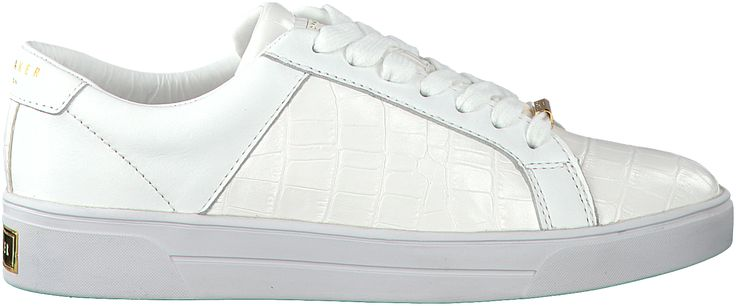 Witte Ted Baker Sneakers BWEEN