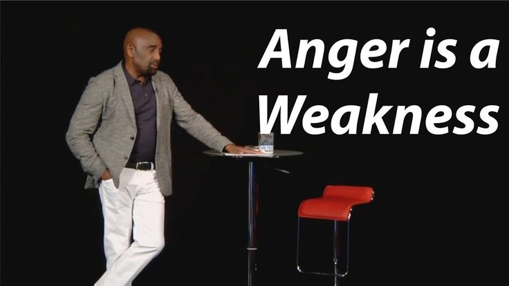 Anger Is a Weakness (Church August 13)
